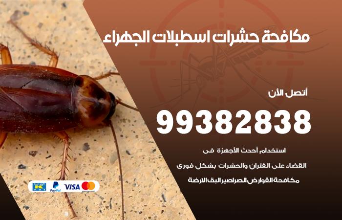 مكافحة حشرات اسطبلات الجهراء