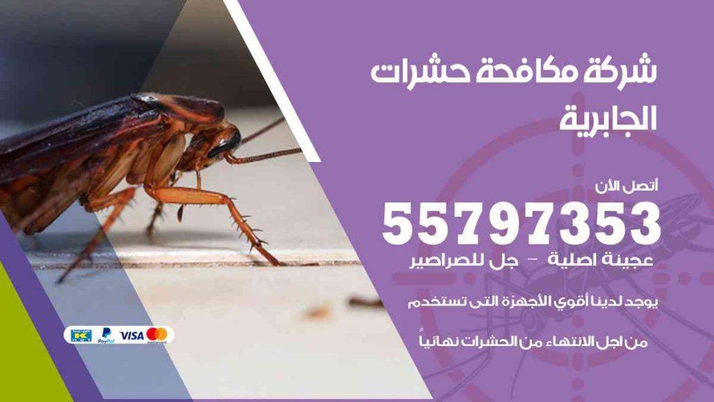 شركة مكافحة حشرات وقوارض الجابرية