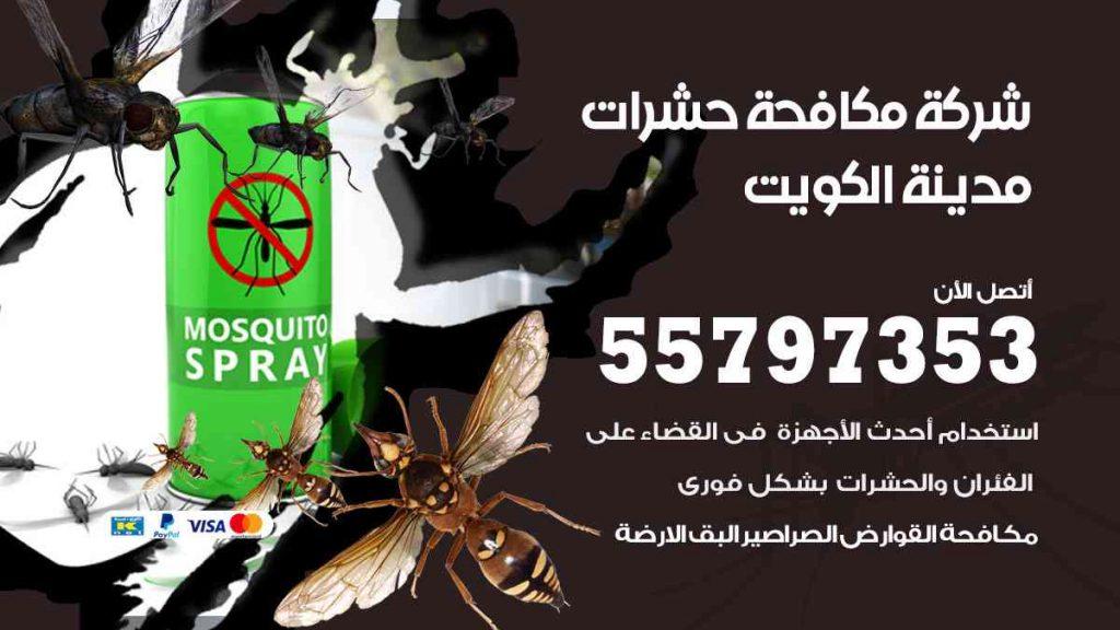 شركة مكافحة حشرات وقوارض الكويت
